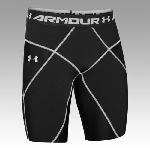Under Armour Men's HeatGear Compression Core Shorts RunningFitness, Size S, M