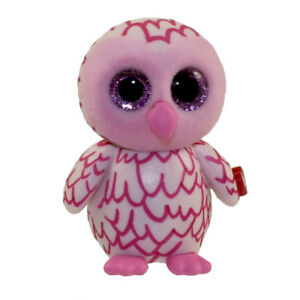 65e00348211 TY Beanie Boos Mini Boo Series 1 Collectible Figures PINKY the Pink ...