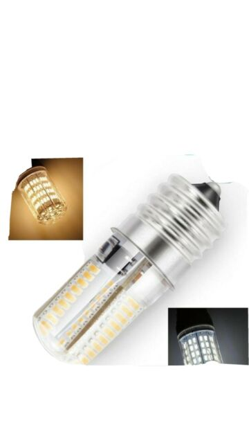 Daylight Led Bulbs: (5pk) E12 LED Bulb Daylight