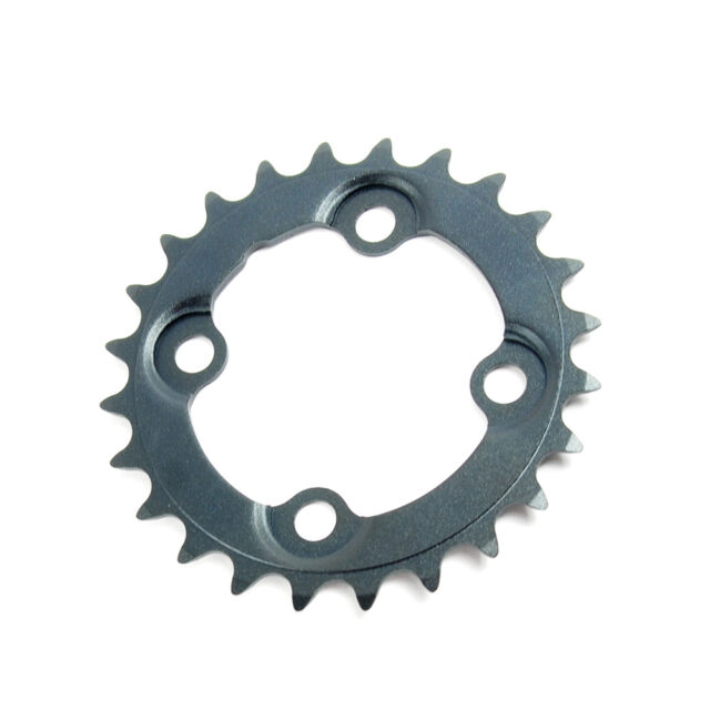 Bike Single Chainring Narrow Wide Chain Ring Sprockets For 24T BCD64 Universal