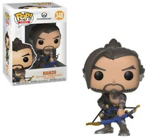 FUNKO-POP-GAMES-Overwatch-Hanzo-New-Toy-Vinyl-Figure