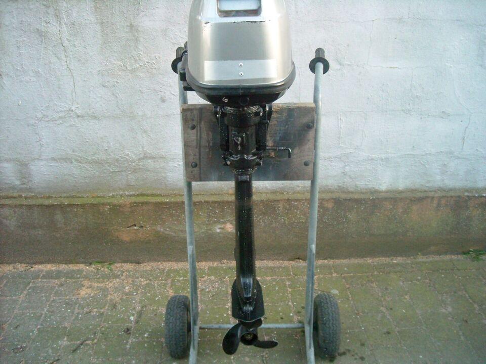 Mariner påhængsmotor, 4 hk, benzin