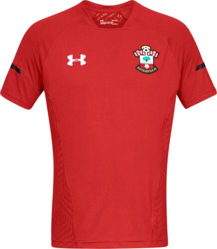 Men/'s Under Armour Southampton FC 2018//19 Training T-Shirt 1315383 Size M /& L