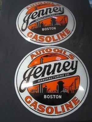 "15/"" JENNEY GAS PUMP GLOBE LENSES"