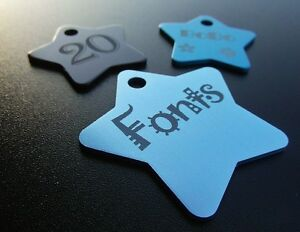 Aluminium-STAR-Pet-ID-Tag-With-Personalised-Engraving-Dog-Cat-Collar-Tags