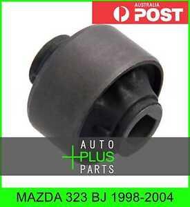 Fits-MAZDA-323-BJ-1998-2004-Rear-Rubber-Bush-Front-Arm-Wishbone-Suspension