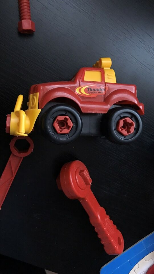 Andet legetøj, Racer, -