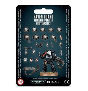Raven-Guard-Primaris-Upgrades-amp-Transfers-Space-Marines-Warhammer-40K-Blister