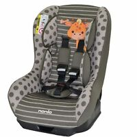 Nania Giraffe Sp Driver Group 0/1 Car Seat Universal Baby Carseat From Birth