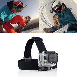 New-Head-Strap-Mount-Belt-Elastic-Headband-For-GoPro-GO-PRO-HD-Hero-2-3-Camera