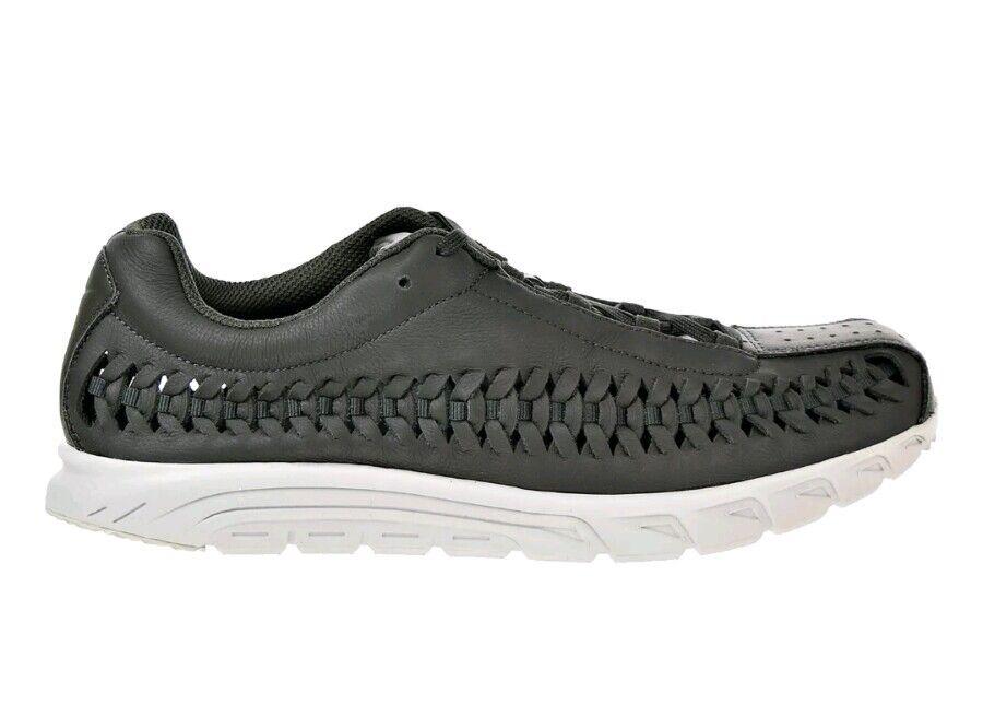 Nike Mayfly Woven Sequoia/Pale Grey-Black Men's Running Shoes 833132-302 sz 10