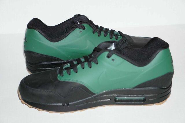 Mens Nike Air Max 1 VT QS 831113 300 Green Black Size 10.5