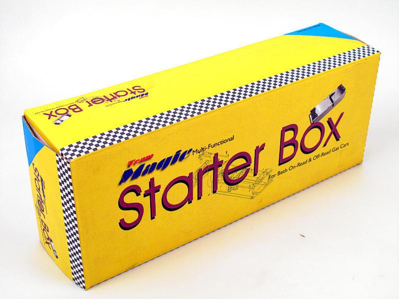 Starter Box Team Magic modeling