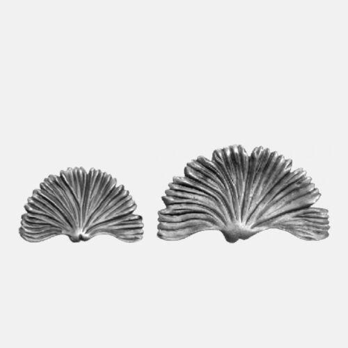 Ginkgoblätter Fähnchen Blätter Zierblatt Zierelement Tor Zaun 1430522