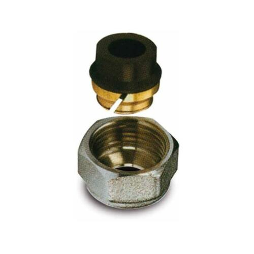 12 Copper Fitting Adapter d.10 14 16 for VALVES AND MANIFOLDS Step RBM