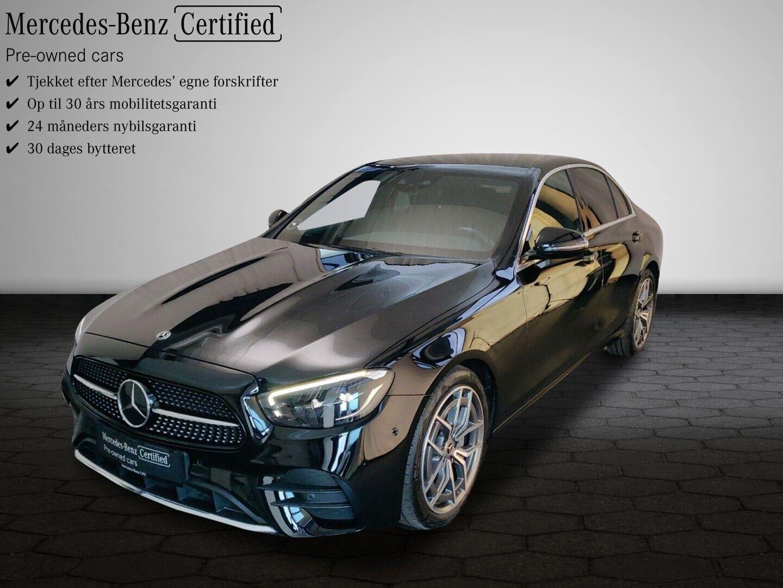Mercedes E220 d 2,0 Advantage AMG aut. 4d