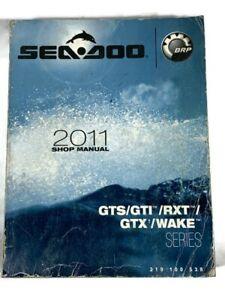 Sea-Doo/Bombardier 2002-2011 Seloc Manual 4-Stroke Personal ...