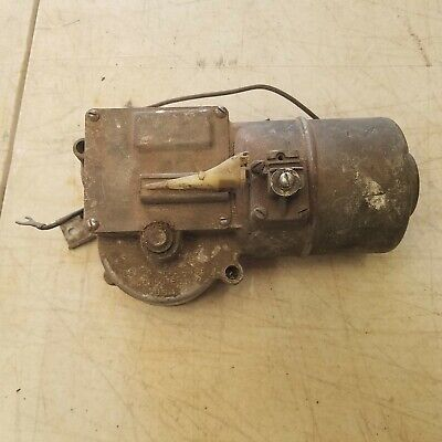 USA MADE * 1955 1956 1957 CHEVY ELECTRIC WINDSHIELD WIPER MOTOR POWER WIRE New