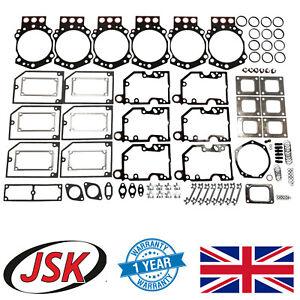 Cylinder-Head-Upper-Gasket-Kit-for-Cummins-6-Cyl-19-0-K19-KT19-amp-KTA19-Engines