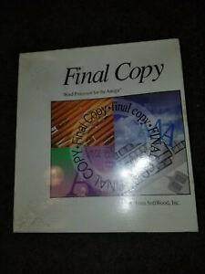 Final-Copy-Word-Processor-for-the-Amiga-NIB-SEALED