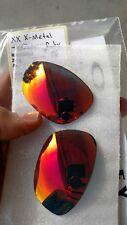a9ec0759099 item 5 OAKLEY XX X-METAL RUBY IRIDIUM LENSES AUTHENTIC REPLACEMENT CUSTOM  CUT OEM -OAKLEY XX X-METAL RUBY IRIDIUM LENSES AUTHENTIC REPLACEMENT CUSTOM  CUT ...