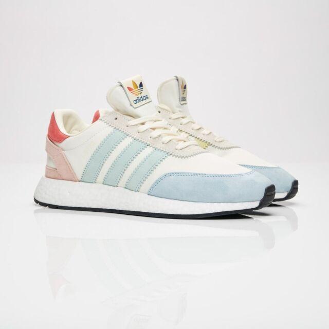 Adidas Originals I-5923 Pride Pack NIB COA B41984 Iniki Runner 10.5