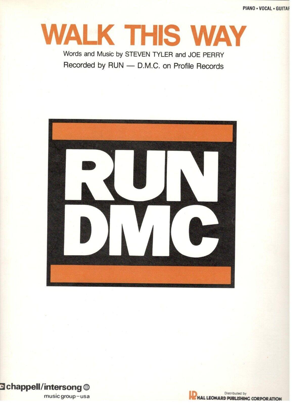 RUN RUN RUN DMC