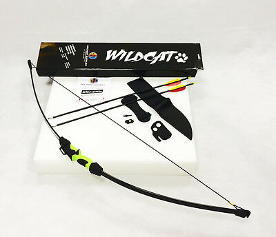 5x Arrows 5 Targets Kids Compound Archery Bow Kit with Foam Target 4 Pins.....