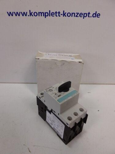 1 von 1 - Siemens 3RV1021-4BA10 Leistungsschalter  3RV10214BA10