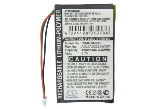 High Quality Battery for Garmin Nuvi 465T Premium Cell