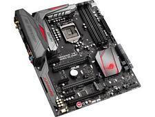 ASUS ROG MAXIMUS VIII HERO ALPHA LGA1151,Z170,USB3.1 Motherboard /w IO Shie