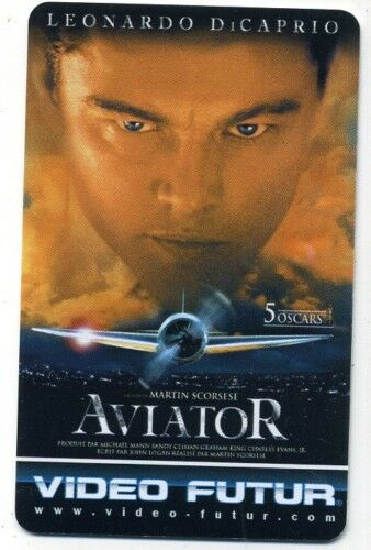 VIDEO FUTUR collector  AVIATOR 277