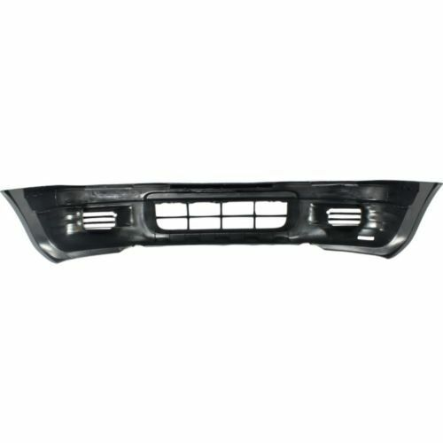 Front Bumper Cover For Rodeo 98-99 Textured Plastic