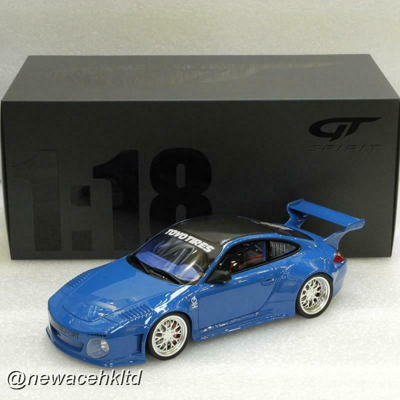 OUD&NIEUW KIT (997) (Sea blauw) GT SPRIT model 1/18 35;GT222