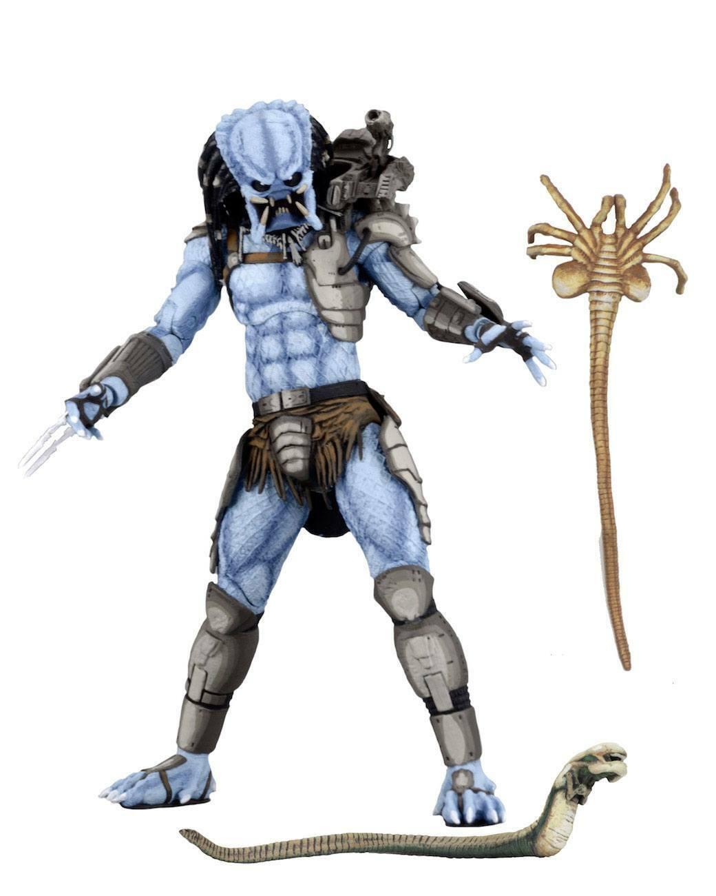 Alien Vs. Predator Arcade Arcade Arcade de Mad Figura Acción Neca Ca.20cm Nuevo (Ka3 c73033