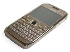 Nokia E72 - Brown (Unlocked) Smartphone 5MP WIFI GPS Free Shipping
