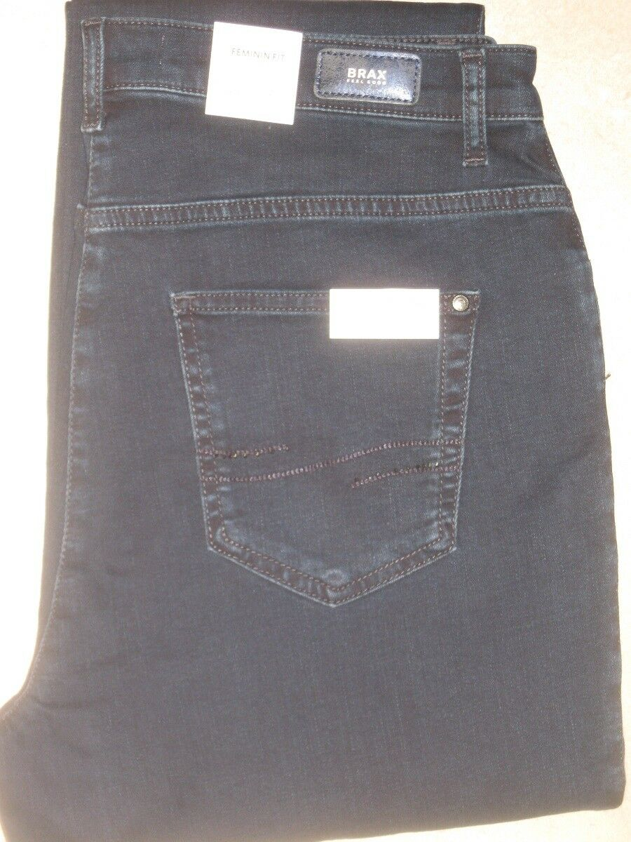 BRAX Jeans Jeans Jeans Stretchjeans Style.Caro jeansblau leichte softe Ganzjahresware aacb78