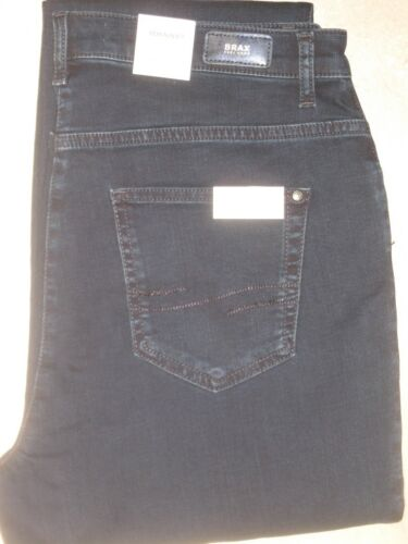Stretchjeans BRAX Jeans jeansblau leichte Style.Caro softe Ganzjahresware
