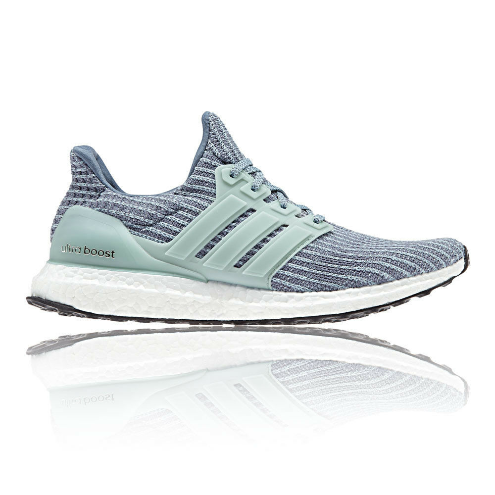 adidas Mens UltraBOOST Running Sneakers Shoes Trainers Sneakers Running Grey Sports Breathable b88a76
