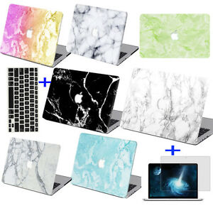 Double Colors Hard Case Keyboard Skin Screen Skin For Macbook Air Pro11 12 13 15