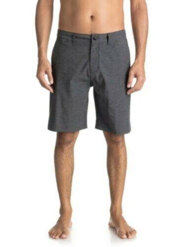 """Shorts Herren Union Heather 20 /"""" Quicksilver"""