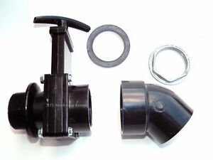 Carpet Cleaning Extractor Dump Valve Cpr Mytee Edic
