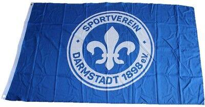 Flagge Darmstadt NEU 90 x 150 cm Flaggen Fahne