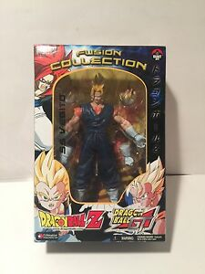 Dragonball-Z-Action-Figure-9-034-Vegito-Fusion-Vegeta-Goku-Super-Saiyan-new-rare-ss