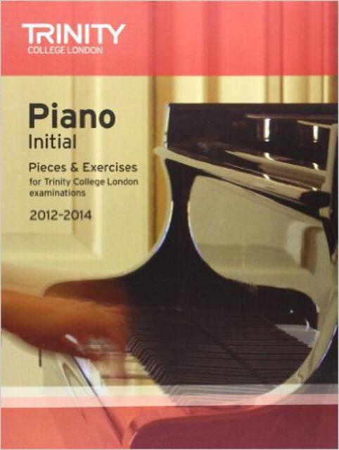 Piano Initial 2012-14 (Trinity Piano Examinations), New, Trinity Guildhall Book