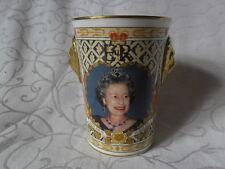 Caverswall Lionhead Beaker, The Queen's Golden Jubilee 2002
