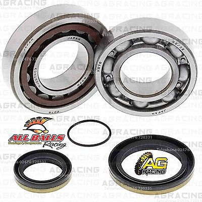 All Balls Crank Shaft Mains Bearings & Seals For Ktm Xc-w 250 2006-2016 06-16