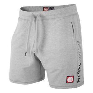 Pit Bull West Coast Shorts Seaport Grey Grau Pitbull | eBay