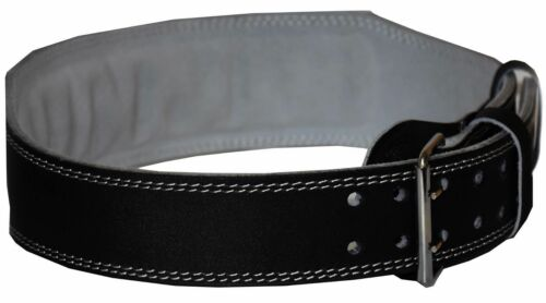 Flaresports Weight Lifting Gym Belt Support Training Back Power leather 4/'/'