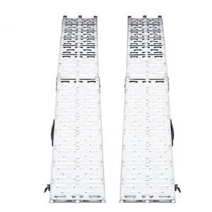 Coppia-rampe-Rampa-Pedane-Pedana-Pieghevoli-in-Alluminio-Portata-680kg-ATV001